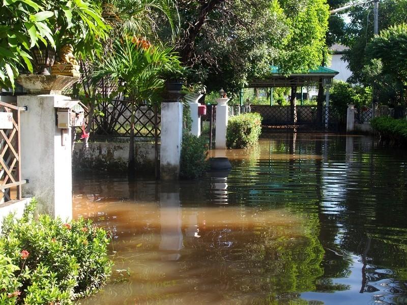 kontrola záplavové zony při koupi nemovitosti
