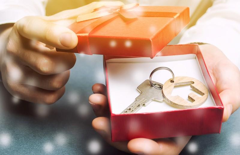 Daň z příjmu při prodeji darované nemovitosti